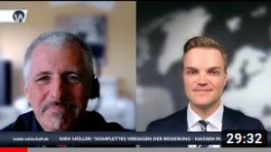 Mr. Dax Dirk Müller zum Coronavirus und Börsencrash: