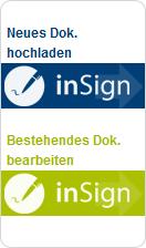 insign - Elektronische Unterschrift